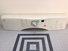 Whirlpool Dryer Control Panel w Board 8530587 8530589 WP8530589