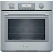 Thermador 30  Professional Series Stainless Steel Single Built In Oven   POD301W