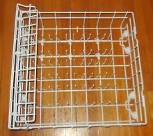 KitchenAid Lower Rack  W10161215 RUST FREE   WHITE
