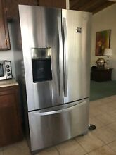 Whirlpool Wrf767Sdem 36  Stainless French Door Refrigerator