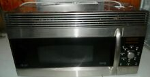 GE Profile Microwave Advantium 120 Above The Cooktop Oven Excellent Condition