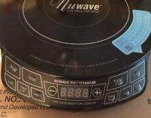 Nuwave Precision Induction Cooktop  PIC  Titanium 30341 CR   NEW IN Box