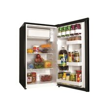 Mini Fridge Refrigerator with Freezer Dorm Room Party Cooler Small Office 3 3