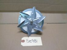GE Range Stove Oven FAN MOTOR CONVECT WB26X28953 BLADE WB2X8351   SE981