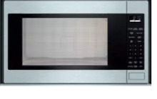Thermador  MBES 24 Inch Built in Microwave Oven 2 1 cu  ft