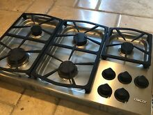 HPCT365GS NG   36  DACOR Heritage Pro  Gas Cooktop Natural Gas
