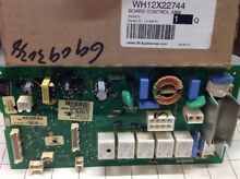 GE Washer Dryer Combo Main Control Board Part   WH12X22744