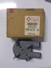 SET 3 FSP WHIRLPOOL WASHER PUMP 3363394 3352293 3352292 3352492  NEW