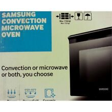 Samsung MC11K7035CG 1 1 cu  ft  Countertop Power Convection Microwave Oven with