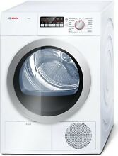 Bosch Electric Ventless Dryer WTB86201UC