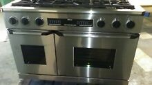 DACOR DOUBLE 48  OVEN