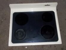 Wb62x5472 GE Range Oven main glass cooktop VG