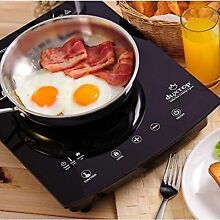 Duxtop 8310ST 1800 Watt Portable Sensor Touch Induction Cooktop