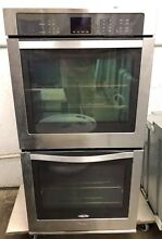 Whirlpool WOD51EC7AS03  27  Stainless Double Electric Wall Oven