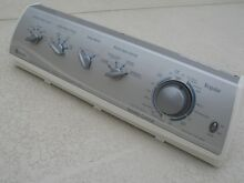 Maytag washer MAV3905AWW control panel  complete with switches and knobs