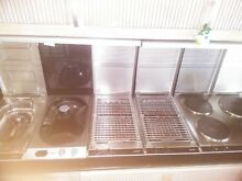Gaggenau Cooktop Stove Steamer Fryer Dual Grill   Vent System