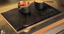 Brand new   Wolf 36inch Glass Electric Cooktop   CT36E S