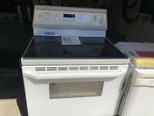 Kitchen Kitchen Aid  Stove  Microwave  Dish Washer all White  75 00 Each  Great