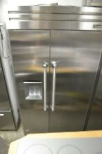 Thermador 42  Built In Side by Side Stainless Steel Refrigerator T42BD820NS