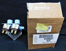 Whirlpool Factory Valve P N W10356257  FREE SHIPPING