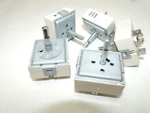 4 x OEM Kenmore   Frigidaire Range Surface Element Control Switch 5059079045