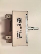 NOS Electrolux Fridgidaire 5309957097 Cook Top Burner Control Switch Speed Heat