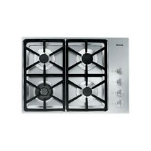 Miele Gas Cook Top   Floor Model   KM3464GSS   LOCAL PICK UP ONLY