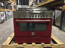 Bertazzoni X366GGVVI 36  Pro Dual Fuel Range AS IS