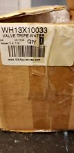 WH12X10033 GE Hotpoint Kenmore Washer water valve Assembly 175D2307 P044