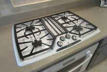 Thermodor SG30 Gas Cooktop 30  White