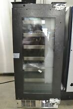 Marvel Professional 15  Stainless Steel Single Zone Wine Refrigerator MP15WSF4RP