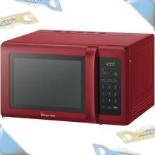 NEW Magic Chef MCD993R  9 Cubic ft Countertop Microwave  Red