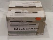 KitchenAid KMCC5015GBS 1 5 CF  1000W Black Stainless Steel Convection Microwave