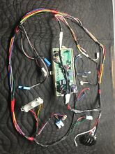 SAMSUNG DRYER ELECTRIC CONTROL BOARD   WIRE HARNESS   DC93 00466A