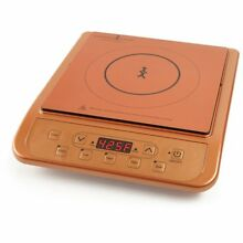 Copper Chef Induction Cooktop Portable Cooking Electric Countertop Kitchen