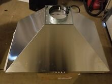 30 range hood stainless wall mount