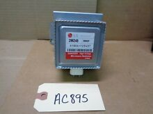 Genuine 6324W1A001L Kenmore LG  Microwave Magnetron   AC895