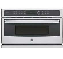 GE Profile Advantium PSB9240SFSS 30  Electric Wall  Oven W Speed Cook Stainless