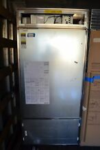 Sub Zero 36  Built In Panel Ready Bottom Freezer Refrigerator BI36UOLH