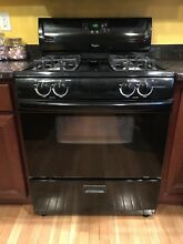 Whirlpool Stove 4 Burner Single Burner