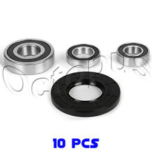Maytag Washer Front Load 10pc Quality Bearing   Seal W10253866  W10253856
