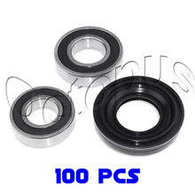 100Pcs Amana Front Load Washer High Quality Bearings   Seal Kit AP3970398