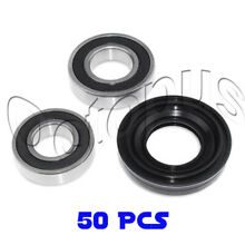 50Pcs Whirlpool Duet Sport Front Load Washer Bearing  Seal Kit AP3970398