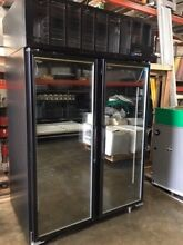 Masterbilt Stand up glass door freezer