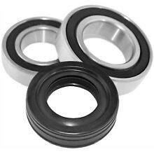50Pcs Whirlpool Cabrio Bravo Oasis Washer Tub Bearings Kit W10447783 W10435302