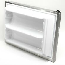 Electrolux Refrigerator Freezer Door Assembly  Stainless  242178015