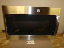 NEW OEM GE MICROWAVE Oven Door with Handle WB56X30286    SE311