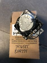Kenmore Whirlpool Electric Dryer Timer 3976585 8299771 AP6012583 WP8299771