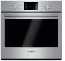 Bosch HBL5351UC 500 Series 30 Inch Single Electric Wall Oven