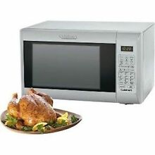 Cuisinart Convection Microwave Grill Oven CMW 200 1 2 Cubit Foot Awesome